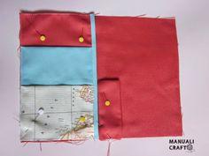 Manualicraft - Costura creativa: Funda portadocumentos de viaje. Tutorial Pot Holders, Coin Purse, Calla, Purses, Tips, Ideas, Scrappy Quilts, Craft, Wallets