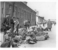 Mauthausen Concentration Camp and the story behind the novel From Dust and Ashes.
