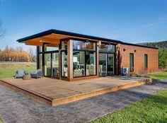 Maisons usinées, lofts modulaires et bien plus encore