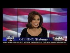 "Barracuda Brigade | Judge Jeanine NUKES Obama ➠ ""Comfortable"" With Islamic Extremism!   07FEB15  [VIDEO]"