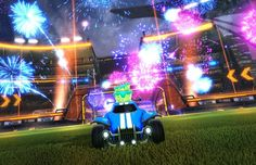 Rocket League is now rolling out all platforms! The update features a revamped progression system that retools in-game XP and a new 'Clubs' feature