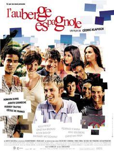 L´auberge espagnole; comédia; 2002; legenda em francês; 120 min