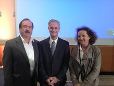 Hanspeter, Ron und Ruth