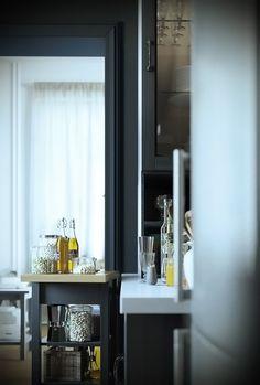 IKEA kitchen study on Behance