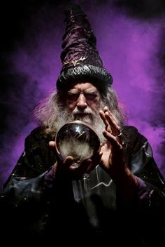 Wizard-MEET ,Oberon Zell-Ravenheart the real-life Dumbledore from Harry Potter - and headmaster at his very own magic academy, The Grey School of Wizardry.