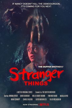 Stranger things 2nd