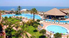 Laajalle alueelle levittäytyvä laadukas H10 Playa Meloneras Palace on hyvällä paikalla Melonerasin rantabulevardin tuntumassa. Hotellin Thalassoterapia-spassa (alaikäraja 16 vuotta) on mm. sisäallas, sauna, kampaamo, kauneushoitola ja hyvin varustettu kuntosali.  #Meloneras #Allinclusive