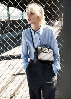 SHOP A/W 16: Zara getting it spot on with this outfit and that bag!!!