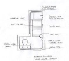 desire to inspire - desiretoinspire.net - Tiny bathroom design and acontest