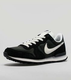 outlet store 2700e fc107 Grey Nikes, Nike Internationalist, Pumped Up Kicks, Weekend
