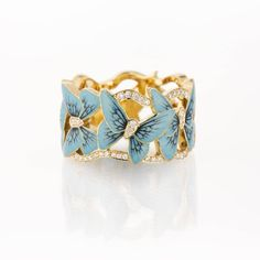 Butterflies ring by Ilgiz Fazulzyanov