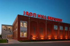 Savor the flavor at Iron Hill Brewery on the Riverfront in Wilmington, Delaware!