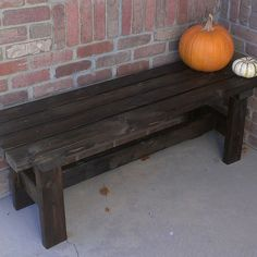 Build A Bench For $15