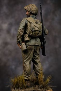 Usmc, Marines, American War, Okinawa, Ww2, Miniatures, Models, Suits, Role Models