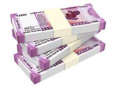 India Rupee Isolated On White Background Stock Illustration 556668406