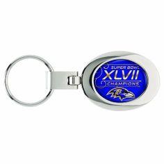 Chicago Bears WinCraft Premium Metal Key Ring