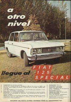 Fiat 125 Special 1969