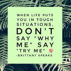#BrittanySpeaks #TGIF #dailyquotes #inspirationalquotes #motivational #neverlookback #spiritualword #majorkey #sucess #motivation #motivationalquotes #inspire #Godcan #youcan #believeinyourself #youareenough