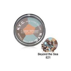 NYC Mosiac Eye Powder 821B Beyond The Sea 009 Oz ** You can get additional details at the image link.