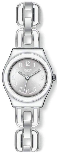 Features: Stainless Steel Case Stainless Steel Bracelet Quartz Movement Mineral Crystal Silver Dial Analog Display Pull/Push Crown Solid Case Back Jewellery Clasp Water Resistance Approximate Case Diameter: Approximate Case Thickness: Back Jewelry, Jewelry Clasps, Jewellery, Stainless Steel Bracelet, Stainless Steel Case, Big Face Watches, Skagen Watches, Beautiful Watches, Swatch