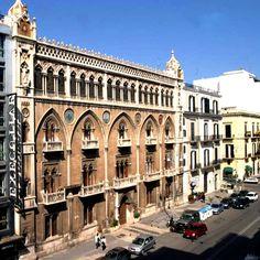 Palazzo Fizzarotti Bari, Puglia, Italy, Italia Travel! #ThisIsPuglia