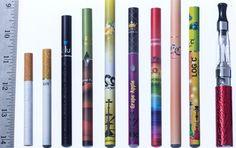 E-Cigarettes, Under Aliases, Elude the Authorities