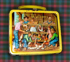The Waltons lunch box