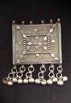 Old Yemeni jewelry | ©Jordan Craft Center