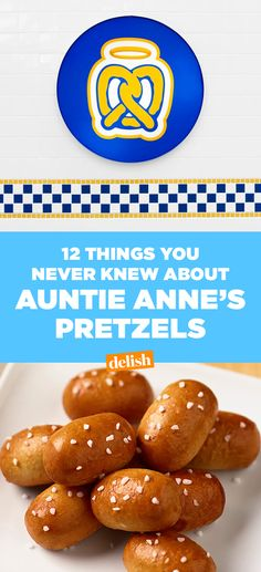 12 things you need to know before eating at auntie anne s pretzels