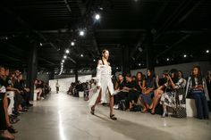 Proenza Schouler Spring 2016 Ready-to-Wear Atmosphere and Candid Photos - Vogue