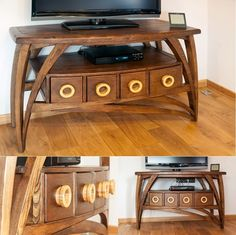Amazing Wood Furniture for every Part of Your Home Unique Wood Furniture, Kitchen Furniture, Bedroom Furniture, Home Furniture, Furniture Design, Furniture Ideas, Home Collections, Bookshelves, Wood Projects