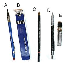 Pastel And Charcoal Pencils And Accessories Includes Graphite Candid 40 Piece Drawing Pencils And Sketch Set In Pop Up Zipper Case
