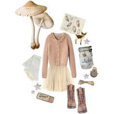 """""""Silvicultrix"""" by dollydust on Polyvore"""