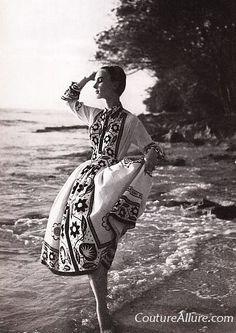 Couture Allure Vintage Fashion: Designer Polly Hornburg and Calypso Shops