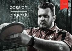 Aled Davies MBE Team Captain, Team Wales 2014 #passion #angerdd