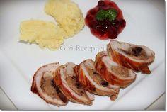 Gesztenyés pulykatekercs   fotó: gizi-receptjei.blogspot.com - PROAKTIVdirekt Életmód magazin és hírek - proaktivdirekt.com