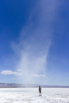 Dust Devils ! Central California, Devil, Soda, Clouds, America, Wallpaper, Outdoor, Outdoors, Beverage