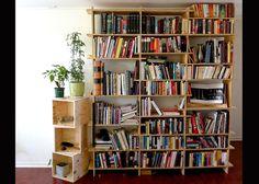 Like Butter customisable shelving #QueenslandHomes #Bookshelf