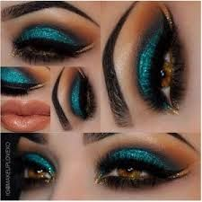 Image result for egyptian makeup ideas