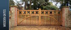 wooden driveway gates for sale   Electric Gates Direct - Wooden Gates, Metal Gates, Wrought Iron Gates ...