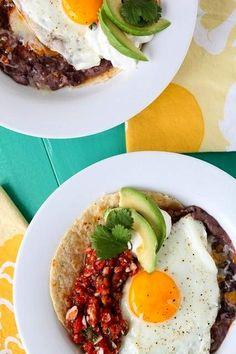 Huevos Rancheros Recipe | Huevos Rancheros recipe