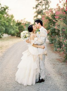 Zoe and John – Napa Wedding « Jose Villa | Fine Art Weddings