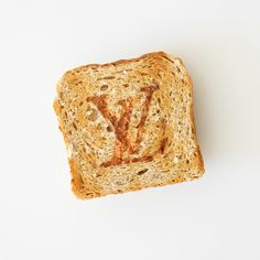 @Stephanie Klenzing  Is this how you like your toast?