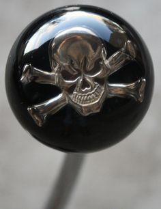 HouseOspeed - Hot Rod Shift Knob - Skull
