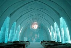 Top 30 World's Weirdest Hotels … Never Seen Before! ... Icehotel This unique hotel is found in Jukkasjärvi, Sweden. It is the most suitable place for spending your summer holiday and keeping away from the heat of the sun. It is the largest ice hotel in the world. It is not only the hotel that is made of ice and snow as the beds are also made from the same substances. You will stay at a temperature of minus 5 °C. The hotel melts and is reconstructed every year using hundreds of tons of ice…
