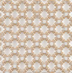 Mousharabia:  White color  #annsacks #martynlawrencebullard #tile #mousharabia…