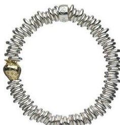 Links of London Gold strawberry Sweetie Bracelet #jewelrydesign