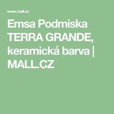 Emsa   Podmiska TERRA GRANDE, keramická barva  | MALL.CZ Mall, Template