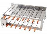 Churrasqueira Elétrica Arke Inox 15 Espetos - Rotativa Dupla 14