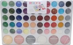 Best Buy Snazaroo 54 Color Face Paint Pallet - Professional Special Prices - http://wholesaleoutlettoys.com/best-buy-snazaroo-54-color-face-paint-pallet-professional-special-prices